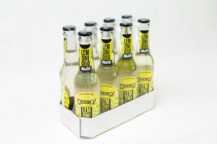 gazowana lemoniada mojito 8 szt zgrzewka 1