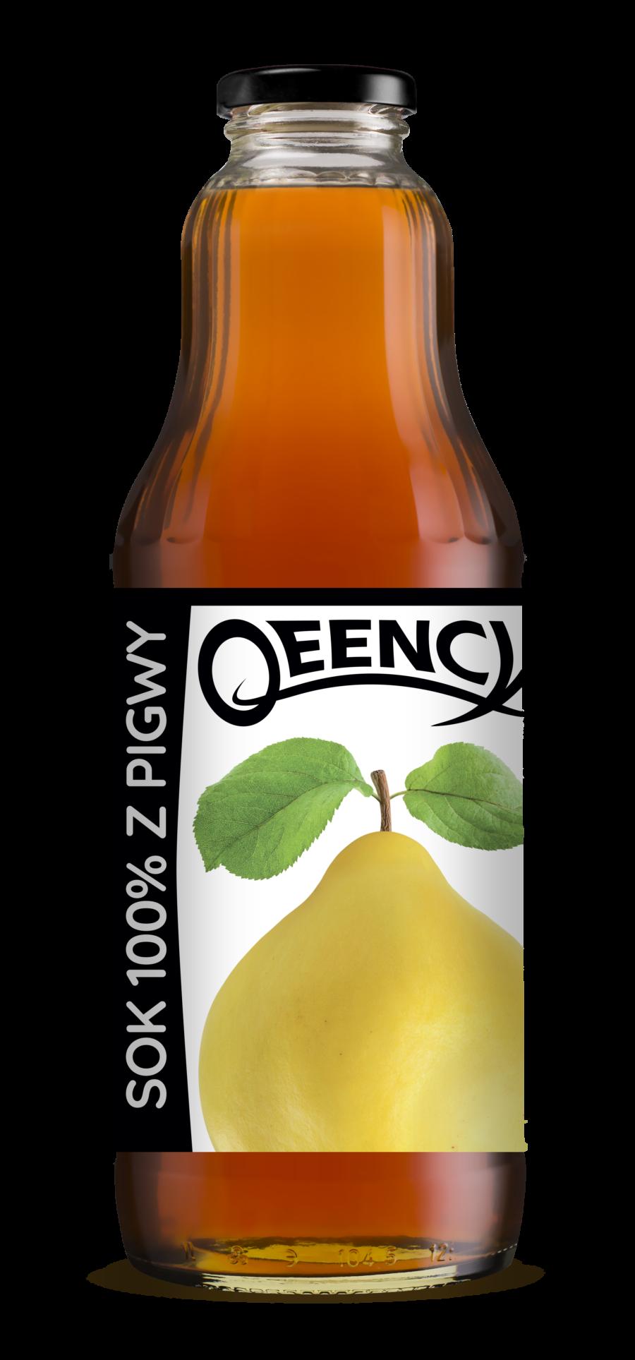 qeency-pigwa 1 litr sok